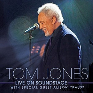 Tom Jones - Live On Soundstage - with Special Guest Alison Krauss (Blu-ray)