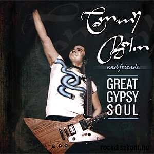 Tommy Bolin - Great Gypsy Soul 2LP