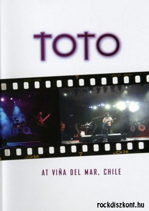 Toto - Live At Vina Del Mar, Chile 2004 DVD