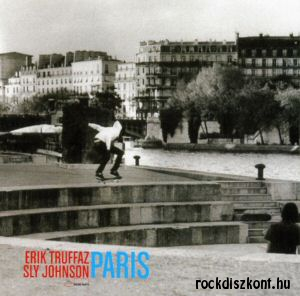 Erik Truffaz - Sly Johnson - Paris CD