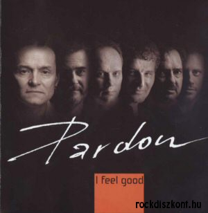 Pardon & Tunyogi Péter - I Feel Good CD