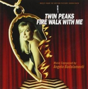 Twin Peaks - Fire Walk with Me (Tűz, jöjj velem!) Music Compsed by Angelo Badalamenti (Vinyl) LP