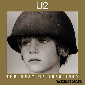 U2 - The Best of 1980-1990 - CD