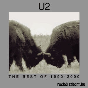 U2 - The Best of 1990-2000 - CD