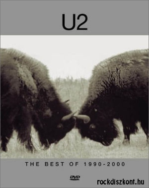 U2 - The Best of 1990-2000 - DVD