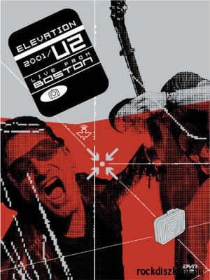 U2 - Elevation 2001: Live from Boston 2DVD