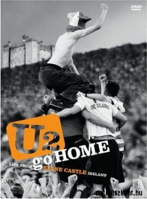 U2 - U2 Go Home: Live from Slane Castle, Ireland DVD