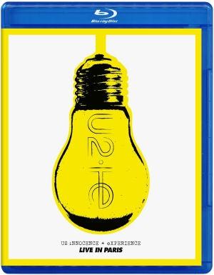 U2 - iNNOCENCE + eXPERIENCE - Live in Paris BD (Blu-ray Disc)