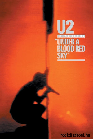 U2 - Live at Red Rocks: Under a Blood Red Sky DVD
