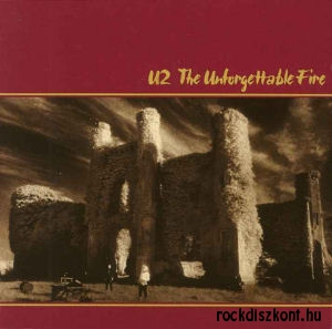 U2 - The Unforgettable Fire CD