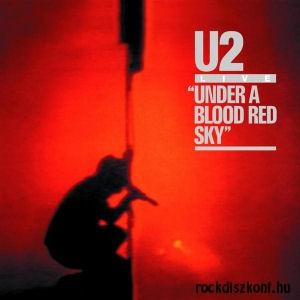 U2 - Live - Under a Blood Red Sky CD