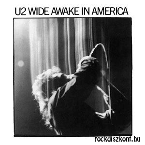 U2 - Wide Awake in America EP CD