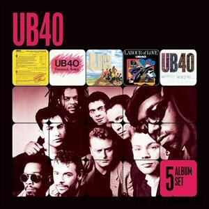 Ub40 - 5 Album Set 5CD