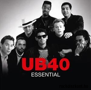 UB40 - Essential CD