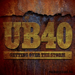 UB40 - Getting Over The Storm CD
