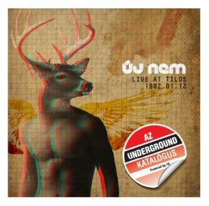 Új Nem - Live at Tilos 1992.01.12. - CD