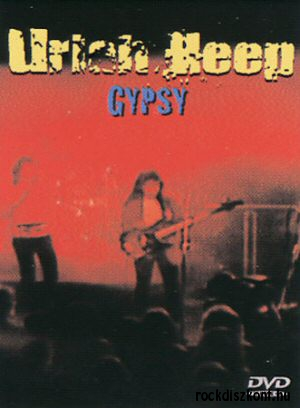 Uriah Heep - Gypsy DVD