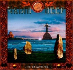 Uriah Heep - Live In Armenia 2CD+DVD