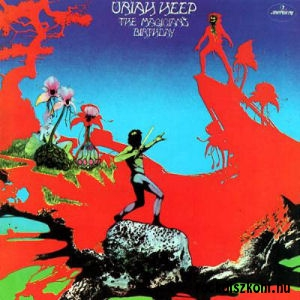 Uriah Heep - The Magician's Birthday (180 gram Vinyl) LP