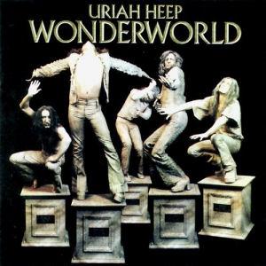Uriah Heep - Wonderworld (180 gram Vinyl) LP