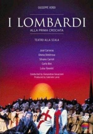 Giuseppe Verdi: I Lombardi (A lombardok) - Teatro alla Scala, Milan DVD