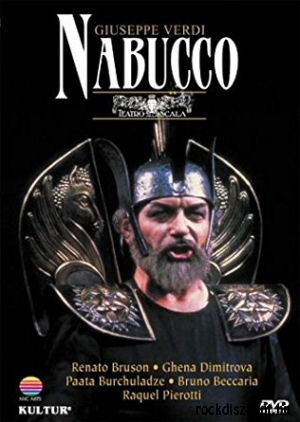 Giuseppe Verdi: Nabucco - Teatro alla Scala, Milan DVD