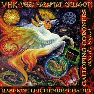 Vágtázó Halottkémek - Veled haraptat csillagot! (Vinyl) LP