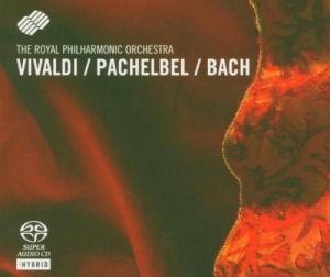 Vivaldi + Pachelbel + Bach SACD