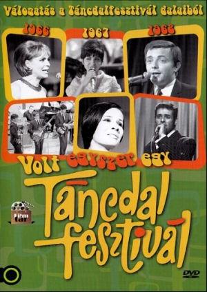 Volt egyszer egy Táncdalfesztivál  - Válogatás a táncdalfesztiválok dalaiból (1966, 1967, 1968) DVD
