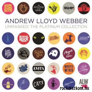 Andrew Lloyd Webber - Unmasked: The Platinum Collection 2CD