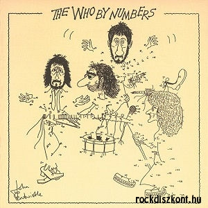 The Who - The Who by Numbers (Vinyl) LP