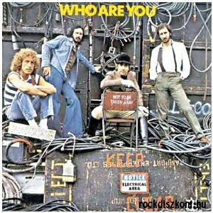 The Who - Who Are You (Vinyl) LP