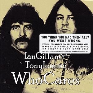 Ian Gillan & Tony Iommi - WhoCares (Vinyl) 2LP