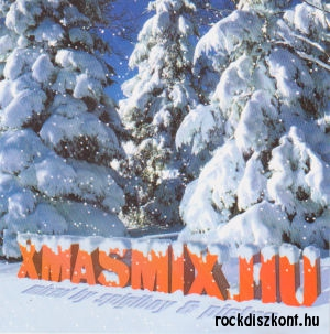 Xmasmix.hu - Mixed by Spigiboy & Pietro CD