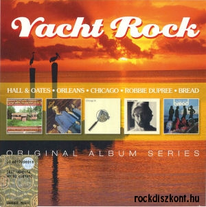 Yacht Rock - Original Album Series 5CD