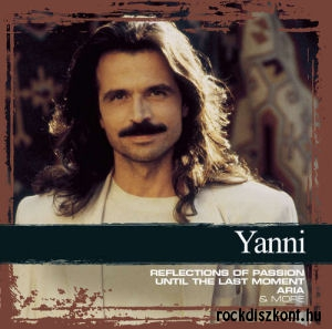 Yanni - Collections (Reflections Of Passion, Until The Last Moment, Aria & More) CD