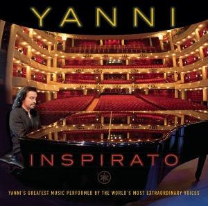 Yanni - Inspirato CD