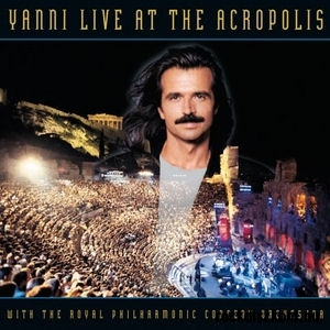 Yanni - Live At The Acropolis - With The Royal Philharmonic Concert Orchestra CD