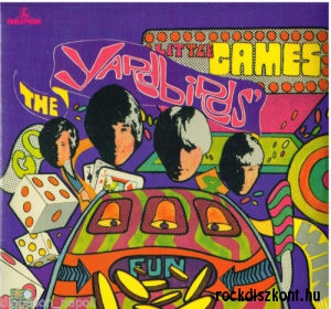 The Yardbirds - Little Games LP