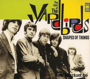 The Yardbirds - Shapes of Things: The Best of The Yardbirds 2CD
