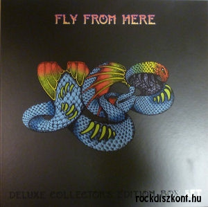 Yes - Fly From Here (Deluxe Collectors Edition Box Set) LP+CD+DVD