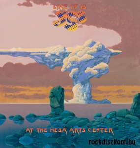 Yes - Like It Is - At The Mesa Arts Center 2LP