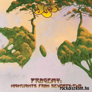 Yes - Progeny - Highlights From Seventy-Two 3LP