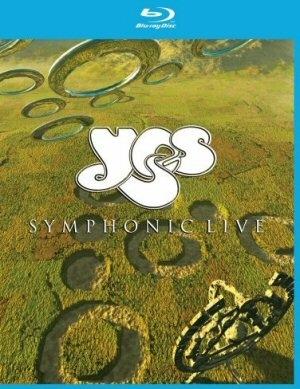Yes - Symphonic Live BD (Blu-ray Disc)