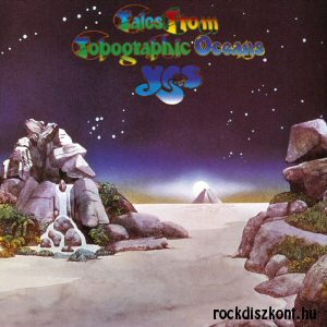 Yes - Tales from Topographic Oceans (180 gr. Vinyl) 2LP