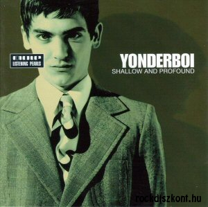 Yonderboi - Shallow and Profound CD