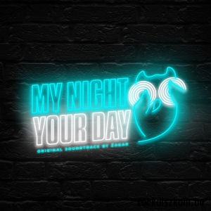 Zagar - My Night Your Day (Az éjszakám a nappalod) Original Soundtrack by Zagar CD