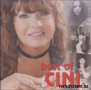 Zalatnay Sarolta - Best of Cini CD
