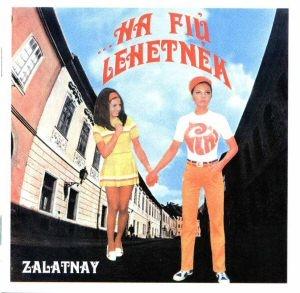 Zalatnay Sarolta - Ha fiú lehetnék CD
