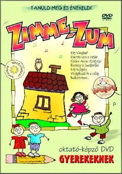 Tanuld meg és énekeld! - Zimme-Zum - Oktató-képző DVD gyerekeknek